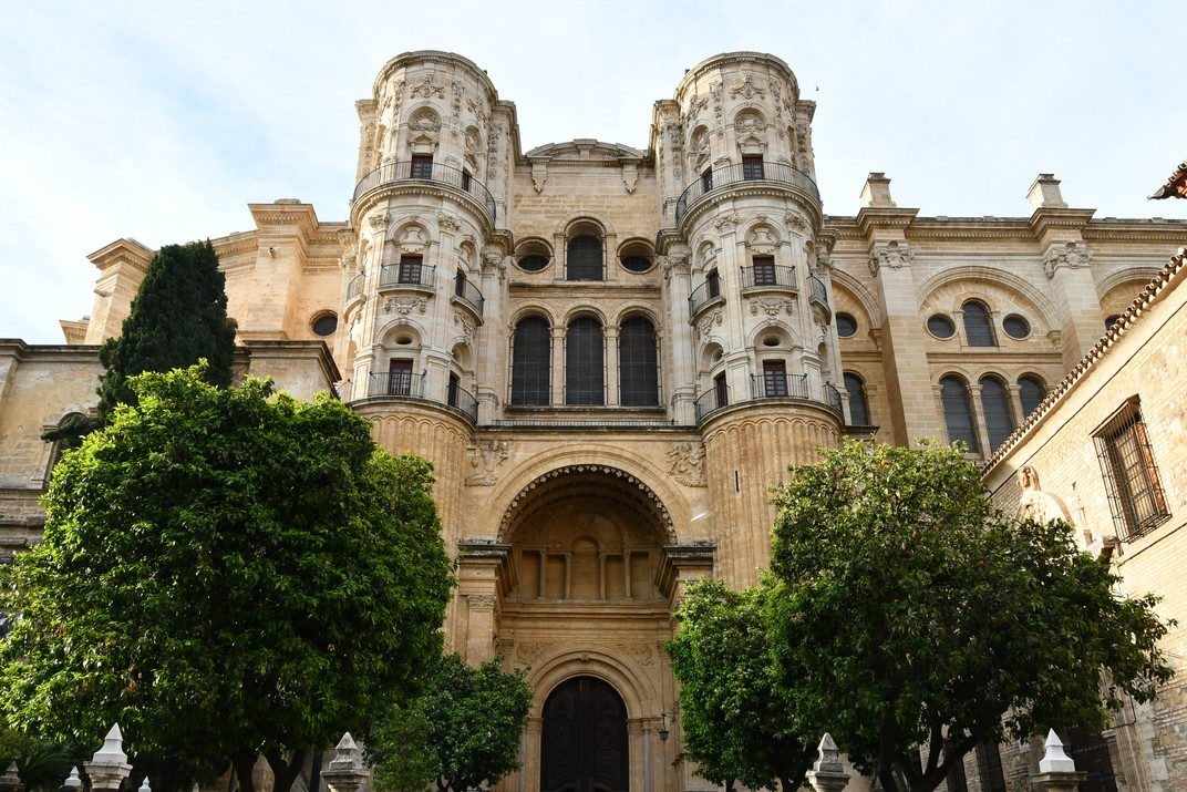 Porta de les Cadenes de la Catedral de Màlaga