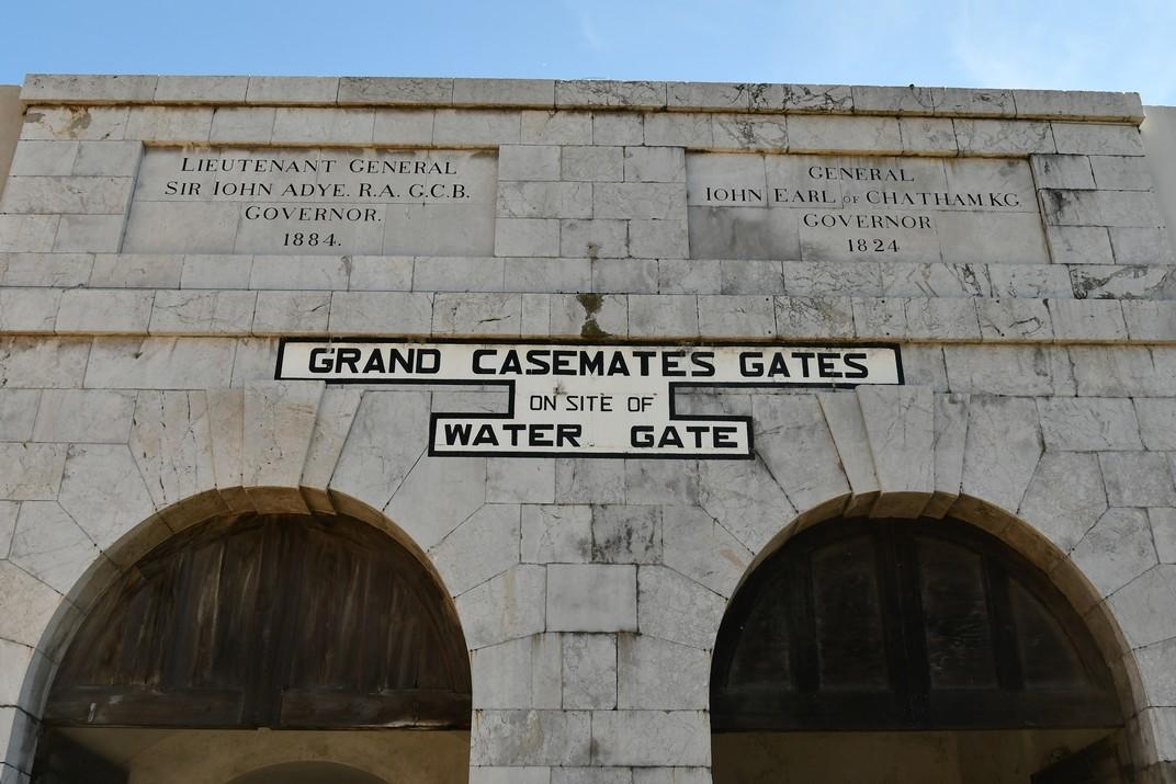 Porta Gran Casemates de Gibraltar