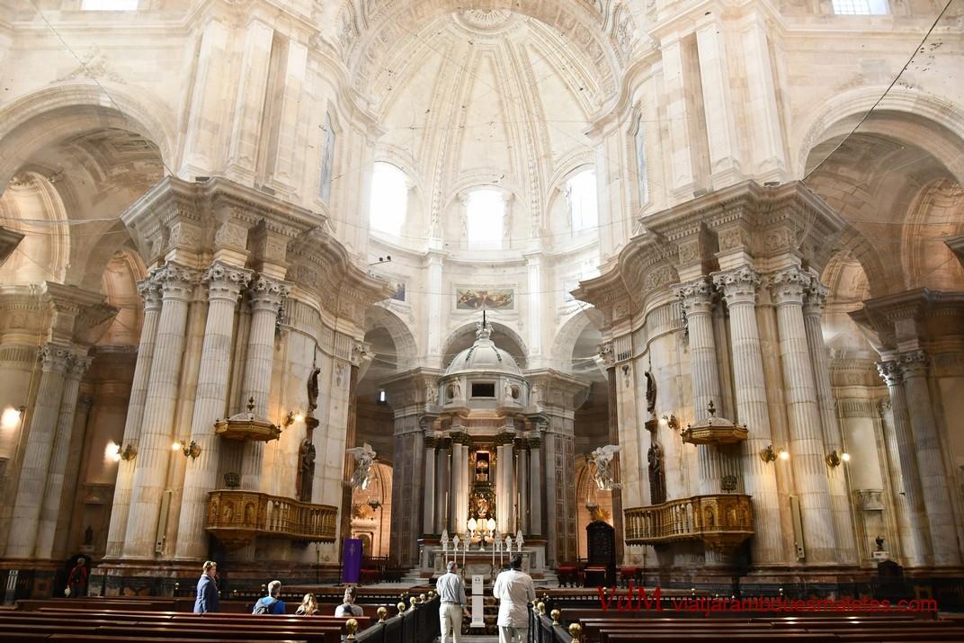 Presbiteri de la Catedral de la Santa Creu - Cadis