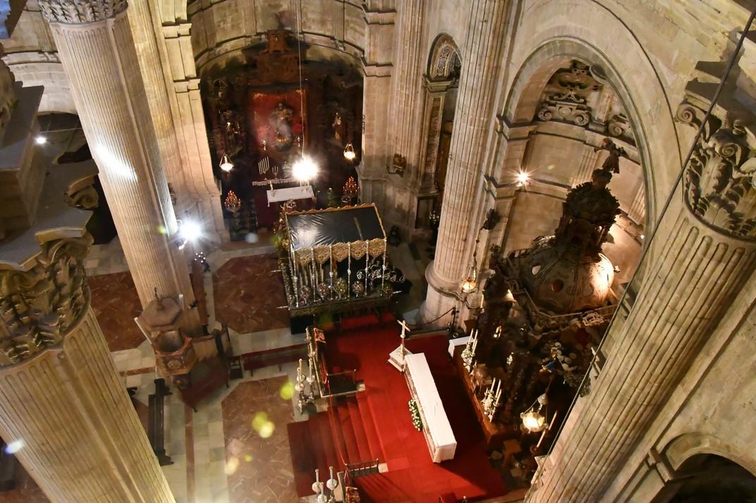 Presbiteri de la Col·legiata de Santa Maria la Major de Ronda