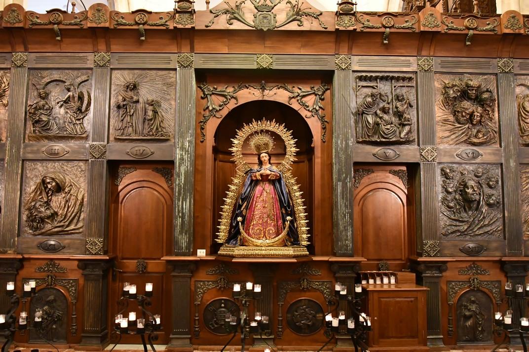 Rerecor de la Col·legiata de Santa Maria la Major de Ronda