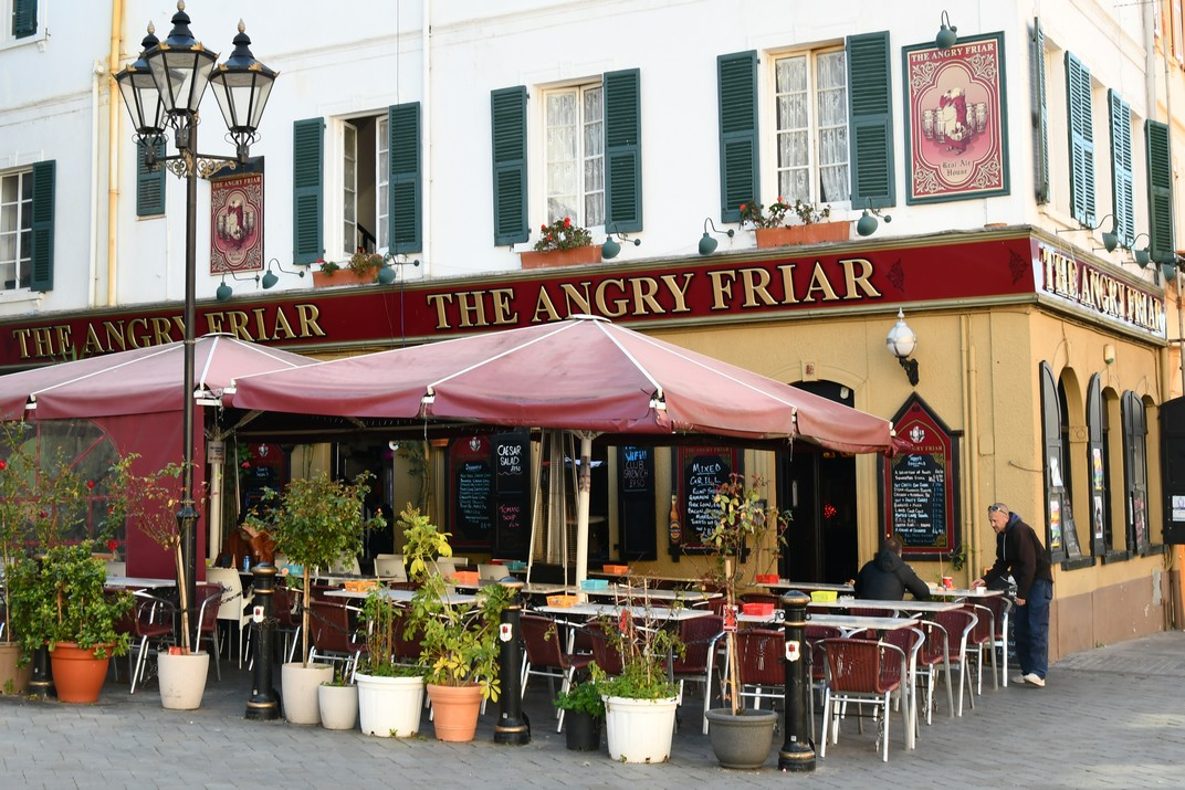 Restaurant de Gibraltar