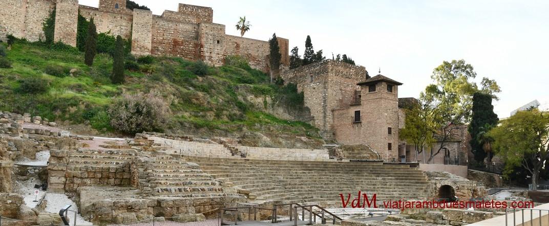 Teatre Romà de Màlaga