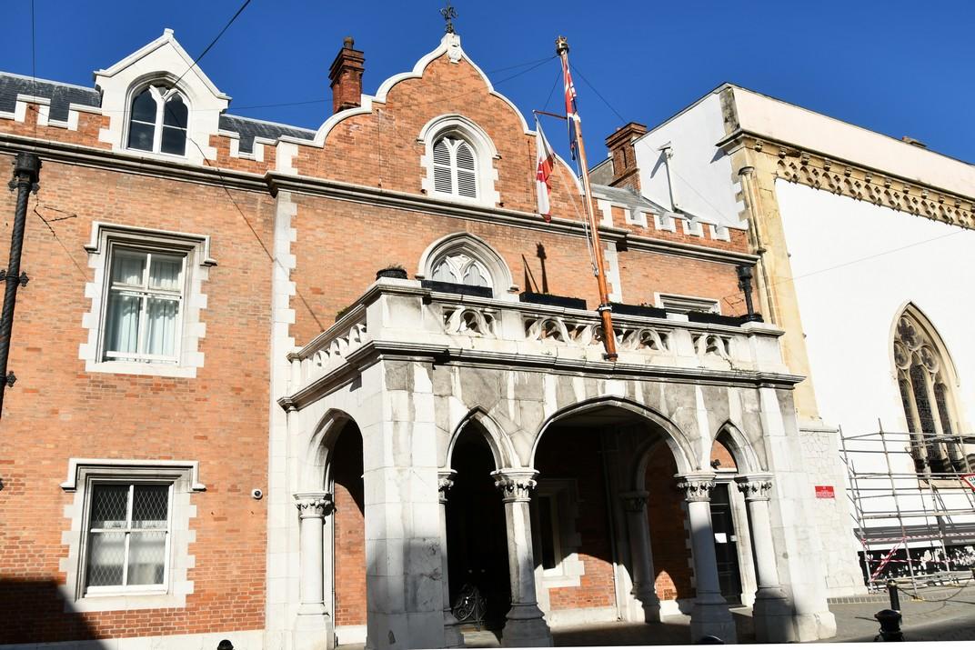 The Convent de Gibraltar