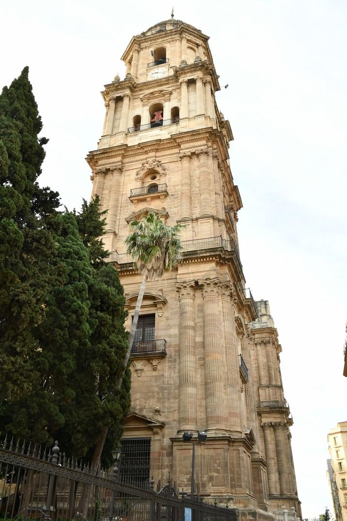 Torre Nord de la Catedral de Màlaga
