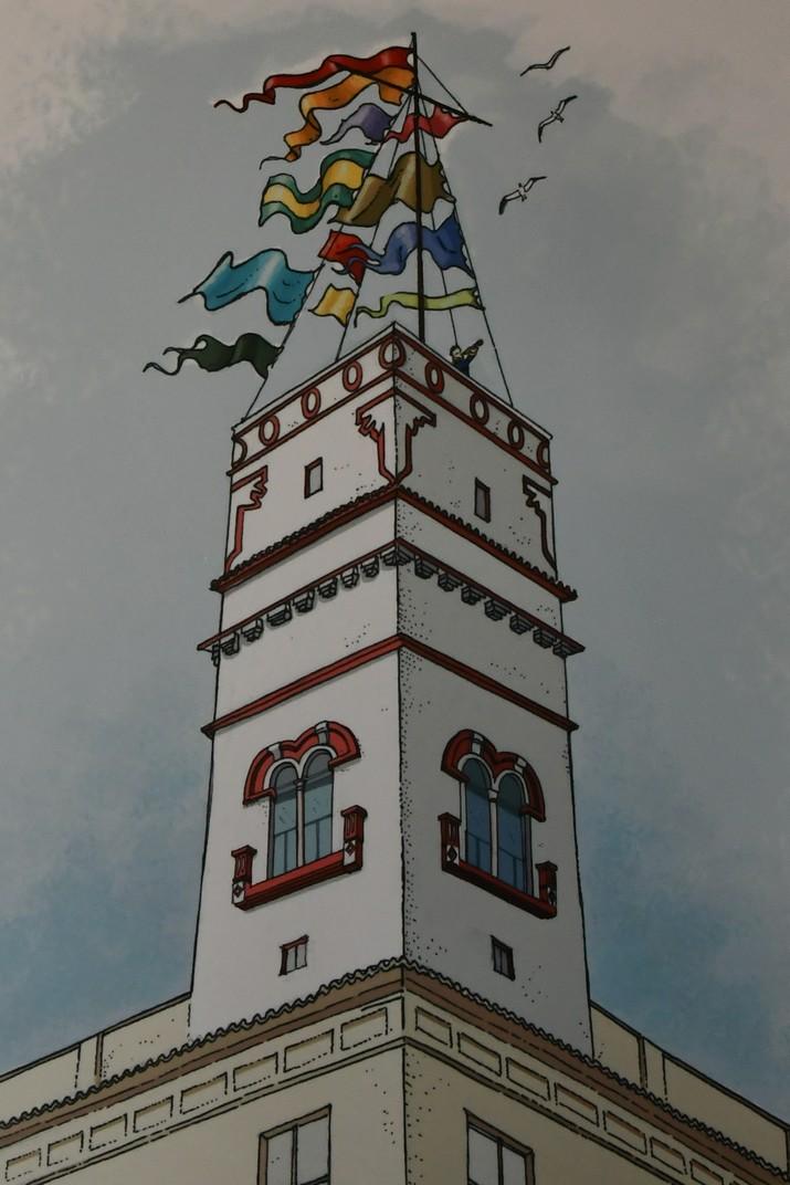 Torre Tavira de Cadis