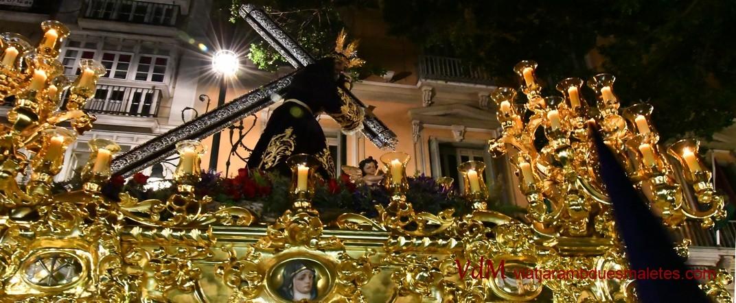 Trons de la Setmana Santa de Màlaga