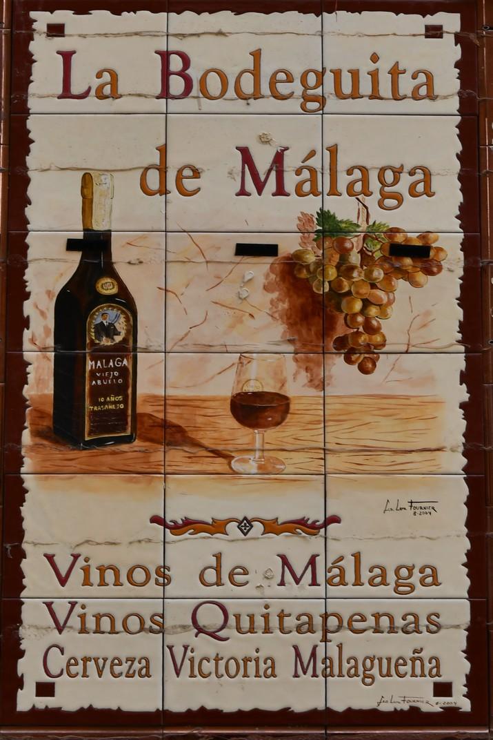 Vins de Denominació d'Origen Màlaga
