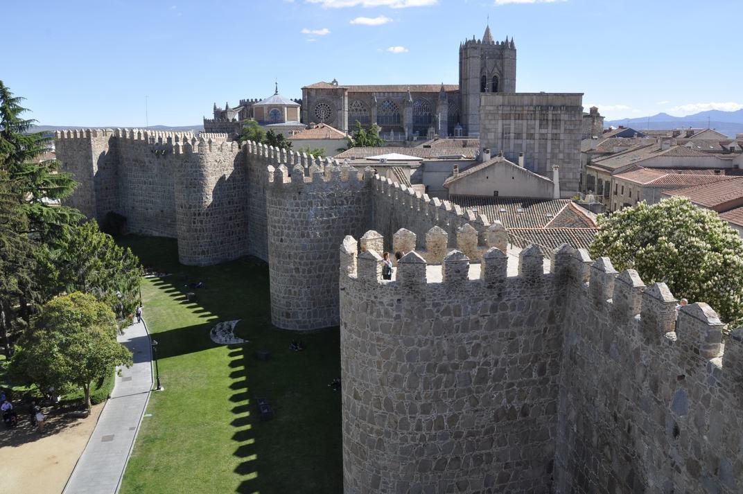 Àvila de la Comunitat de Castella i Lleó
