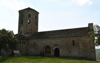 Església-Canònica de Sant Pere de Ponts