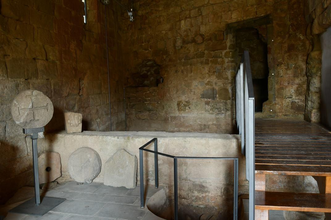 Museu de l'església-canònica de Sant Pere de Ponts