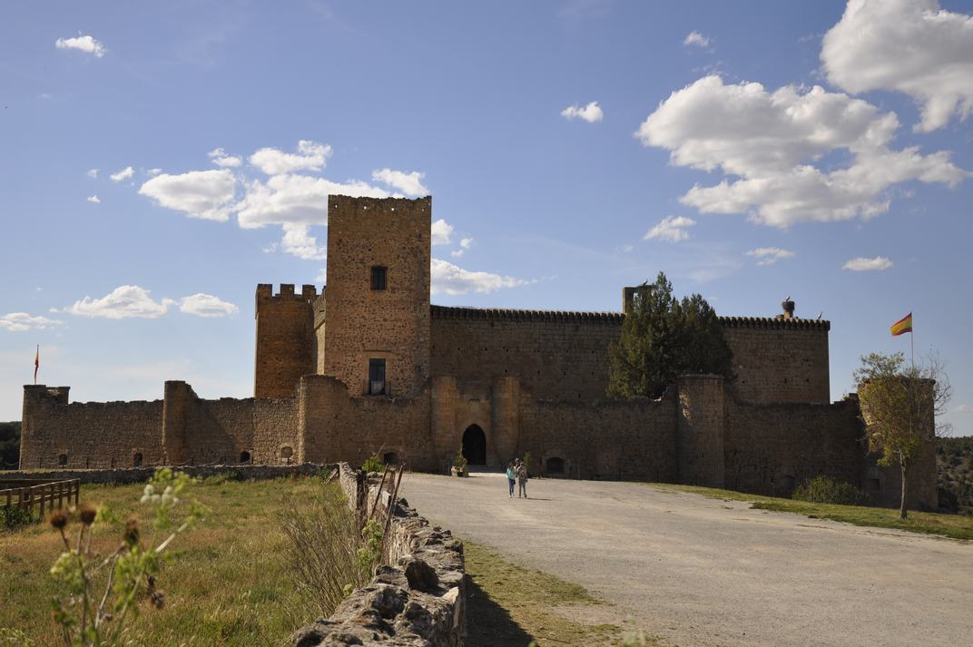 Pedraza de la Comunitat de Castella i Lleó