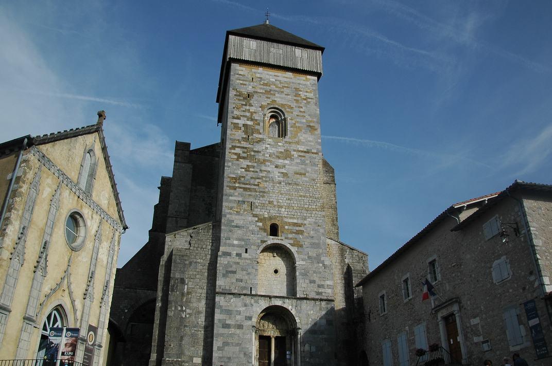Plaça de la Catedral de Saint-Bertrand-de-Comminges