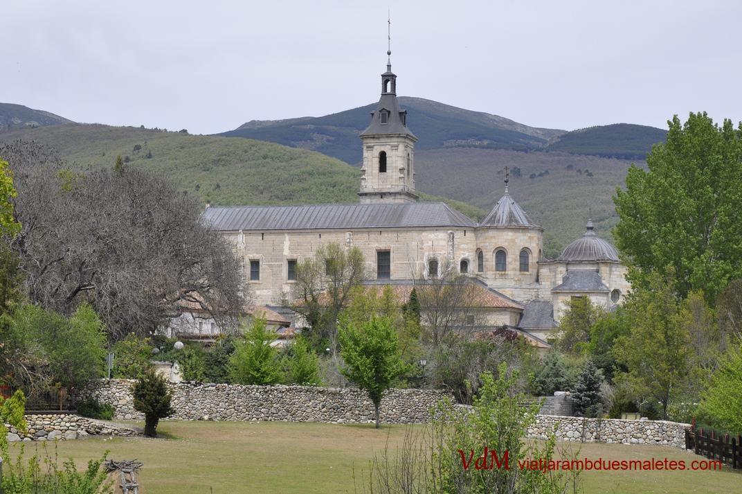 Reial Monestir de Santa Maria d'El Paular de Madrid