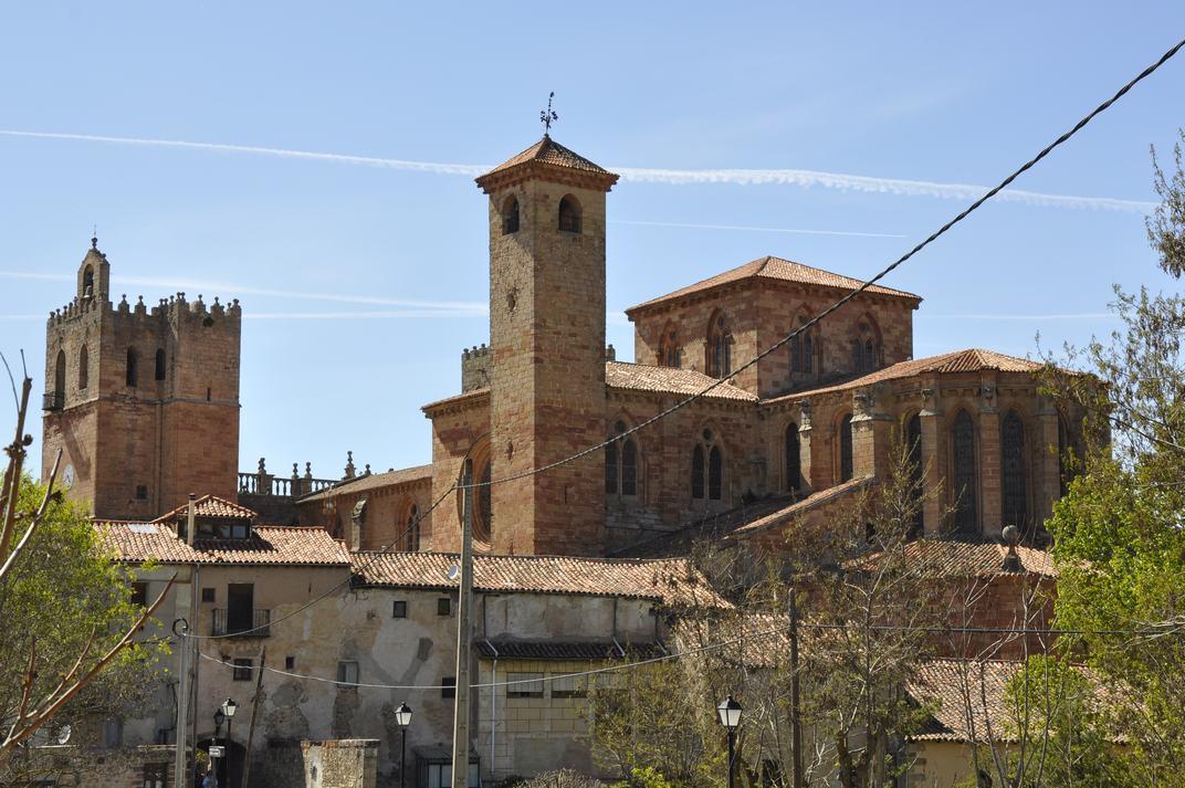 Sigüenza de la Comunitat de Castella-La Manxa