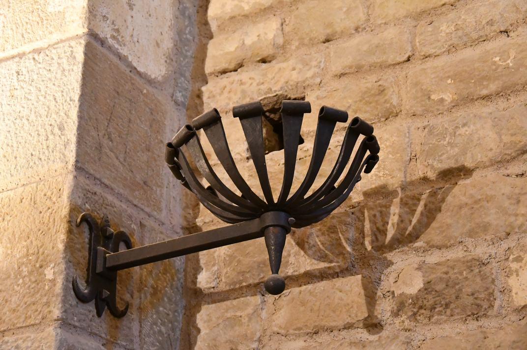 Torxa de l'església-canònica de Sant Pere de Ponts