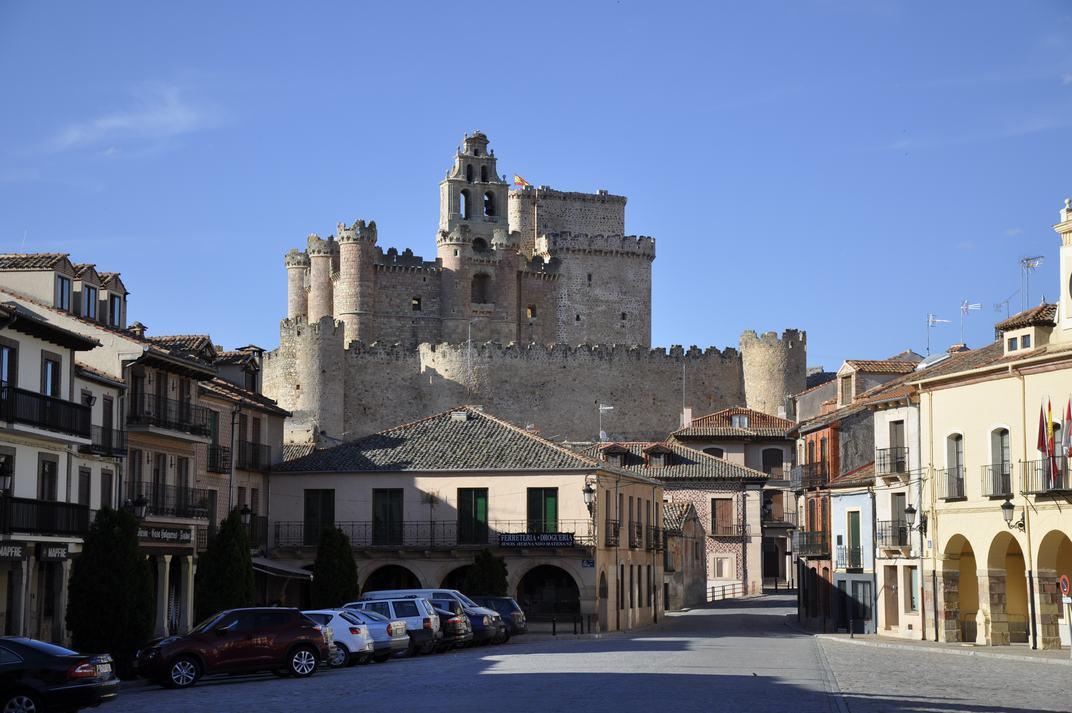 Turégano de la Comunitat de Castella i Lleó