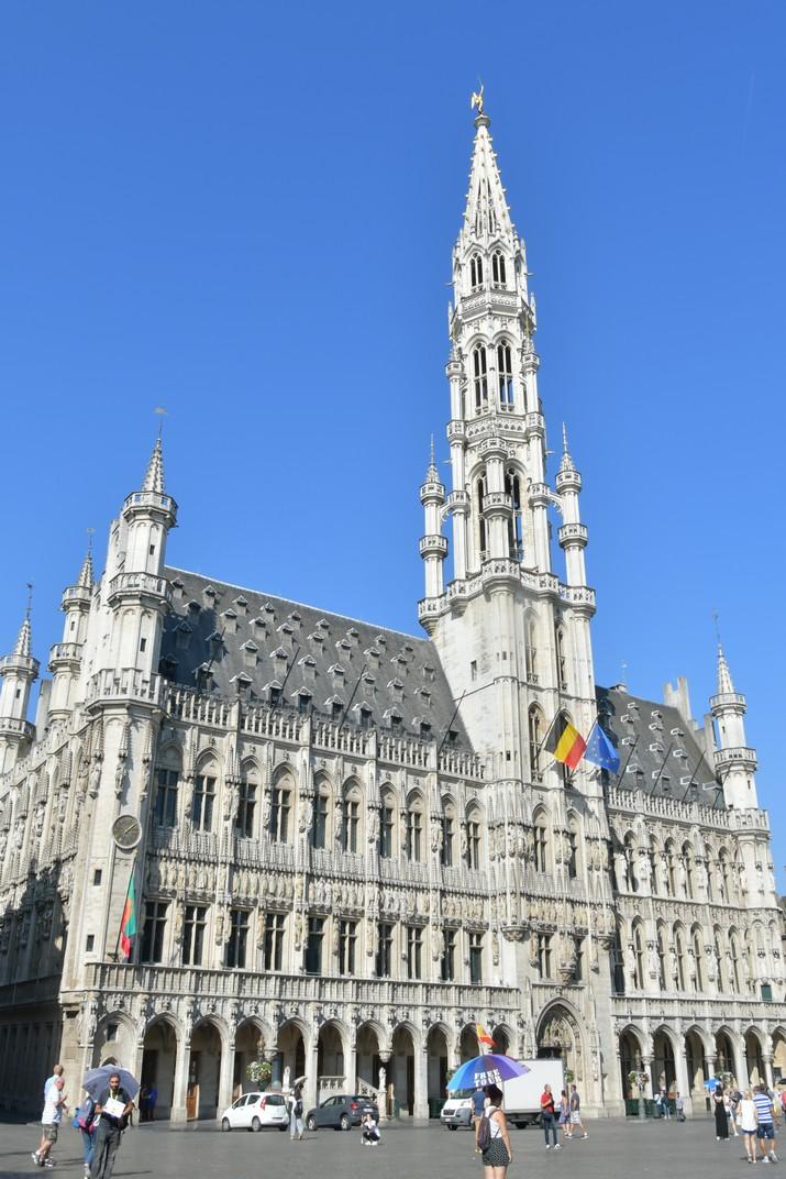 Ajuntament de Brussel·les