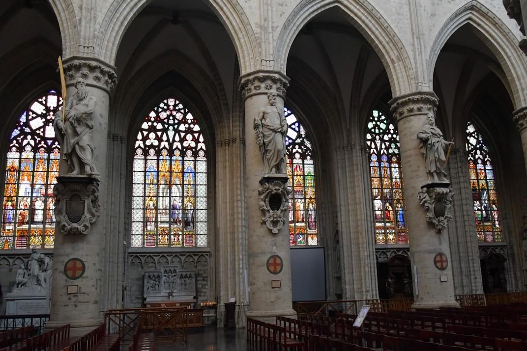 Apòstols de la Catedral de Brussel·les