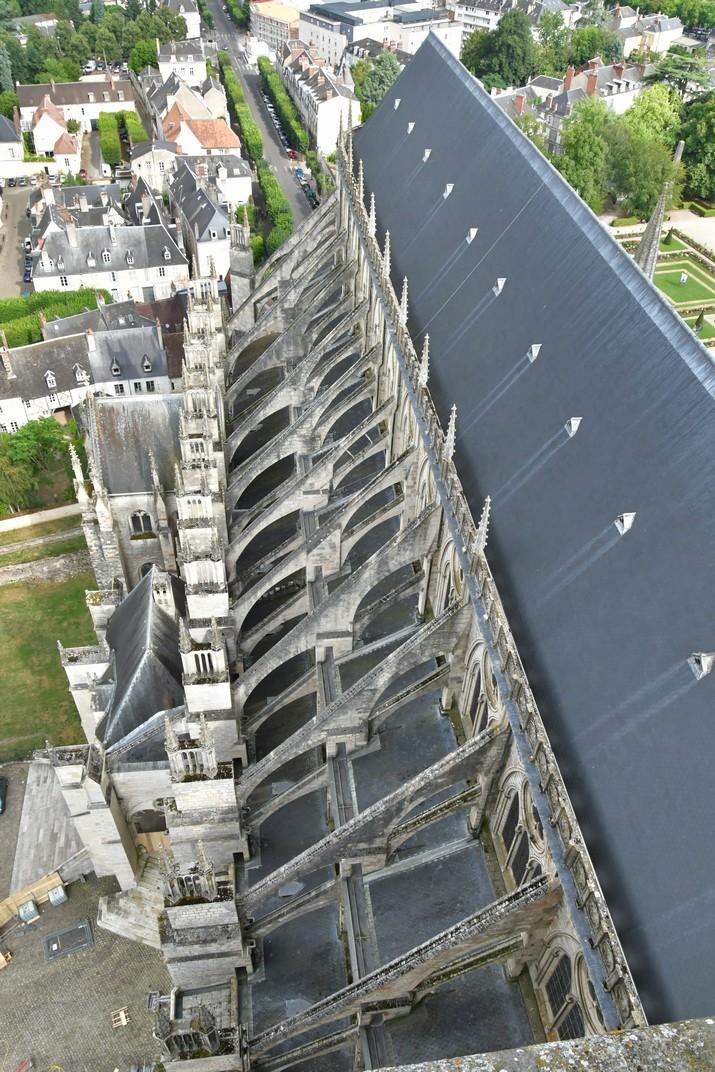 Arcbotants de la Catedral de Bourges