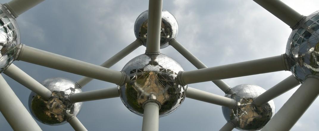 Atomium de la Expo-58 de Brussel·les