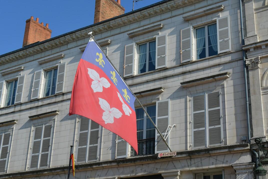 Bandera d'Orleans