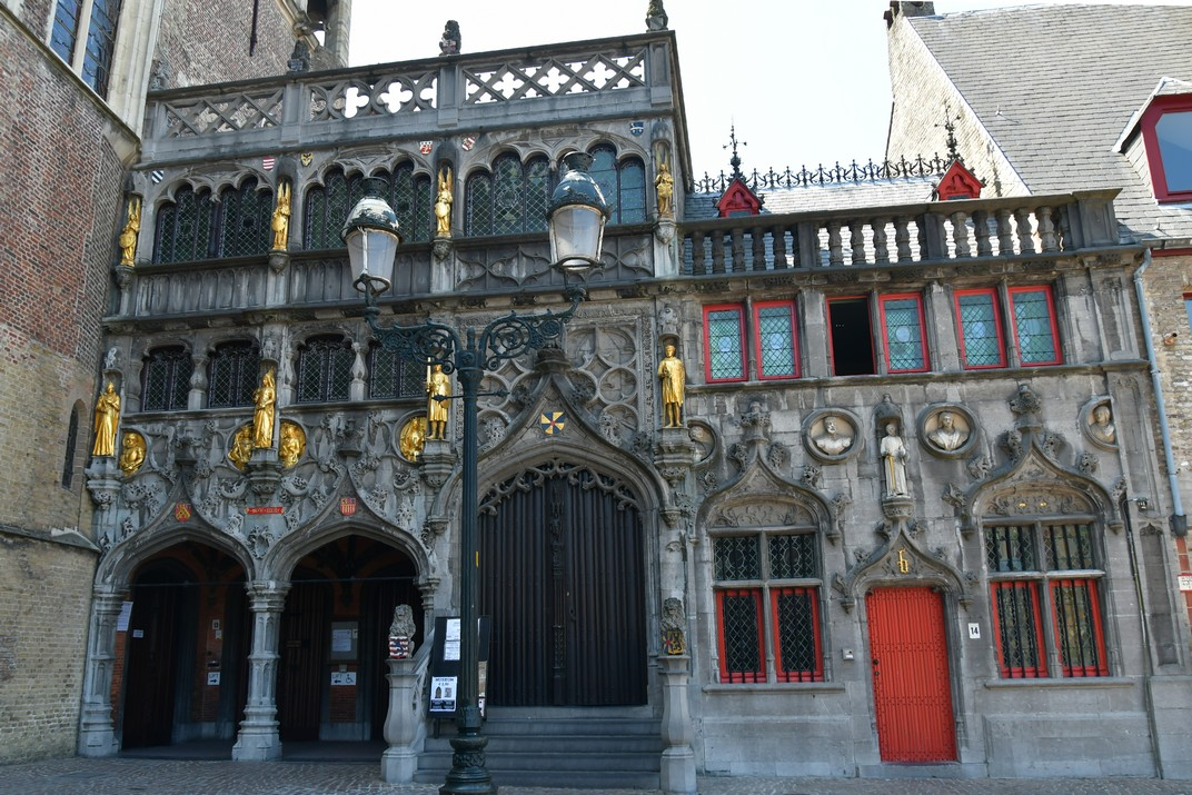 Basílica de la Santa Sang de Bruges