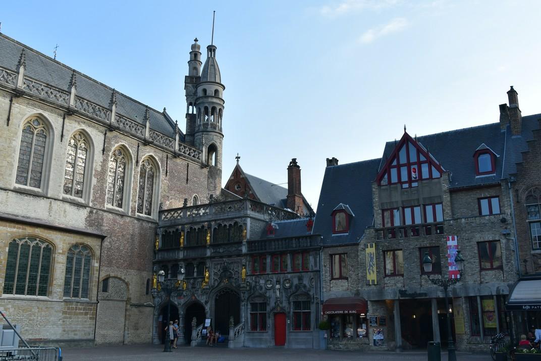 Basílica de la Santa Sant i Museu de Bruges