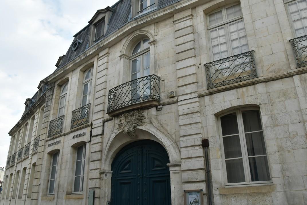 Biblioteca Municipal de Bourges