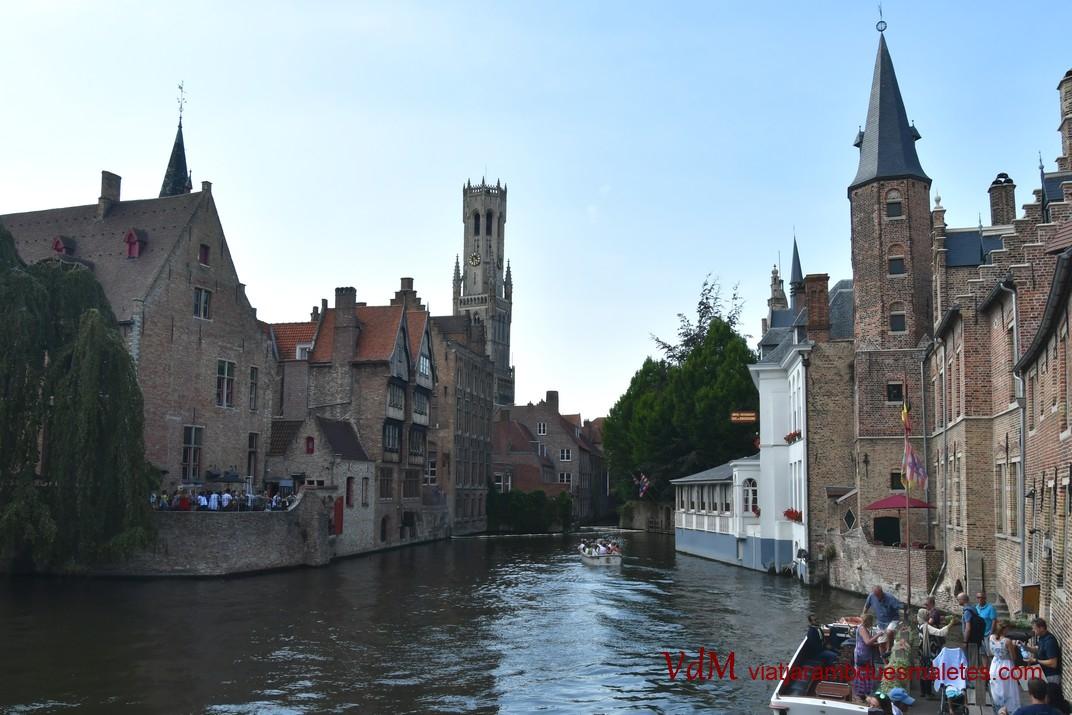 Bruges des del Moll del Rosari