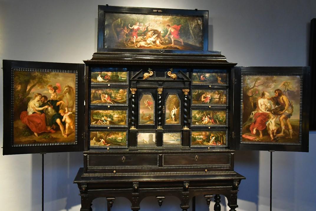 Calaixera de la Casa de Rubens d'Anvers