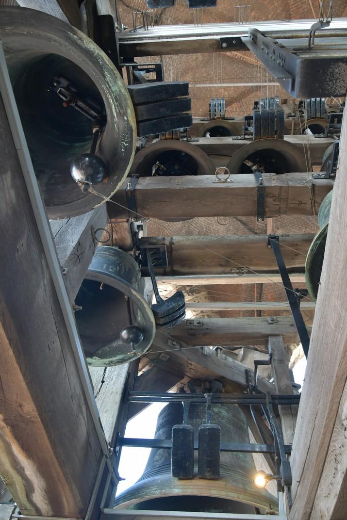 Campanes de la Torre de Bruges