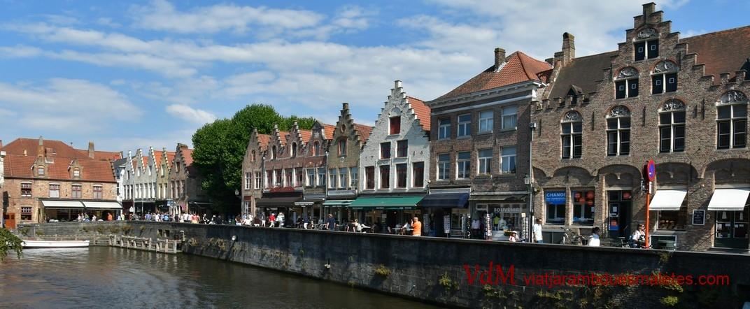 Canal Dijver de Bruges