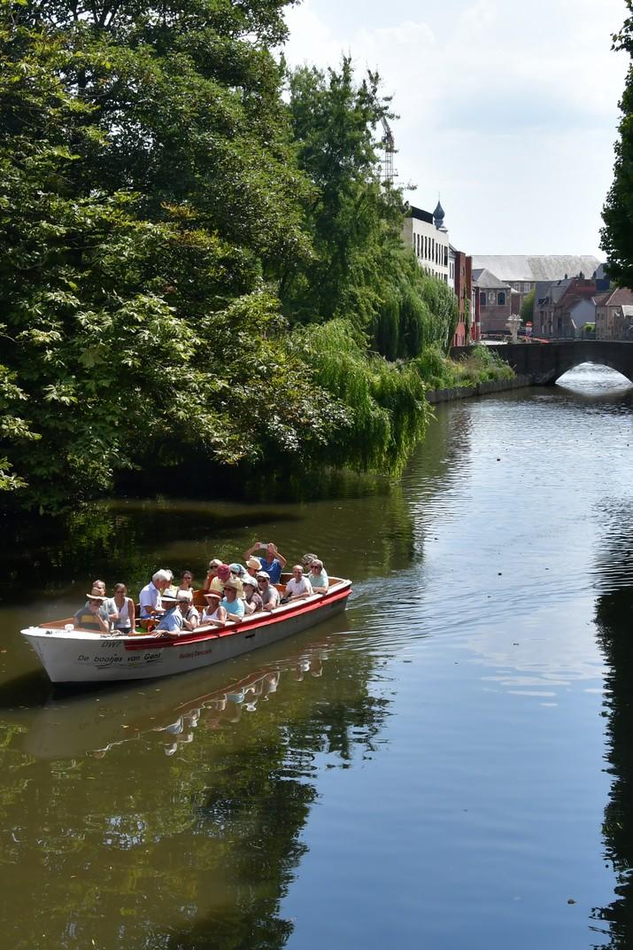Canal Lieve de Gant