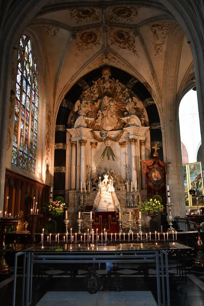 Capella de la Verge de la Catedral de Nostra Senyora d'Anvers