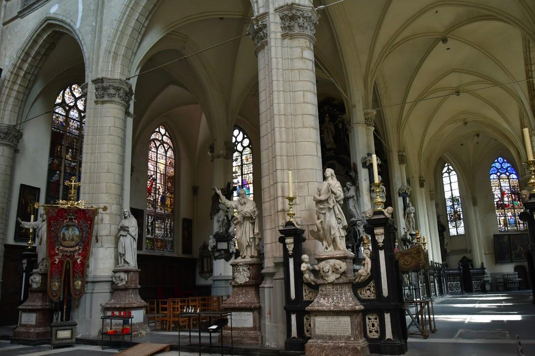 Capella de Maria de l'església de Sant Jaume d'Anvers