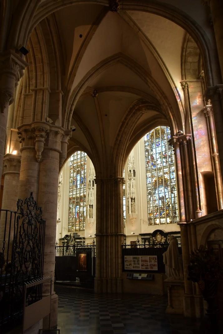 Capella de Nostra Senyora de l'Alliberació de la Catedral de Brussel·les