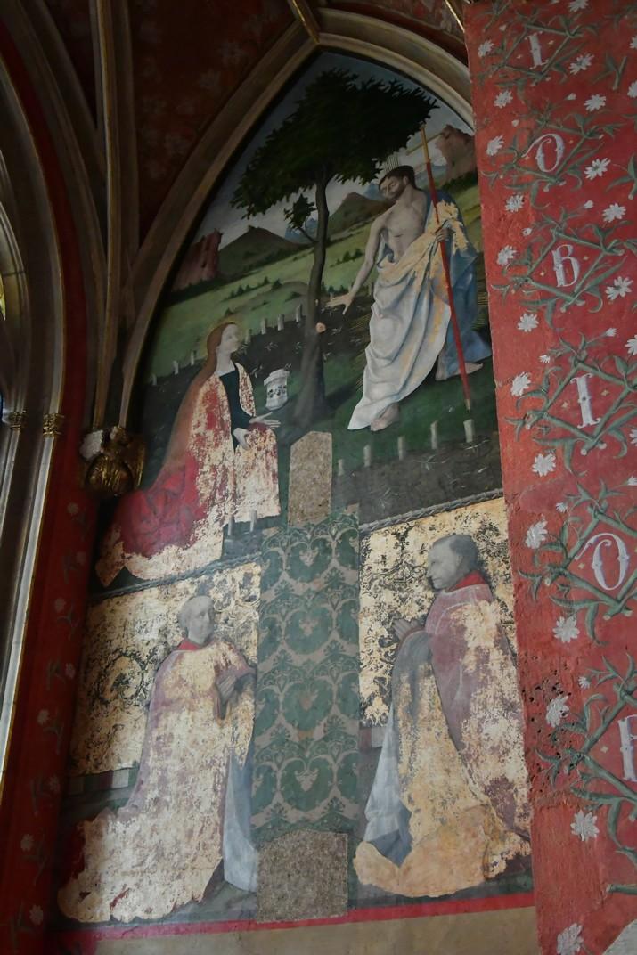 Capella de sant Joan Baptista de la Catedral de Bourges