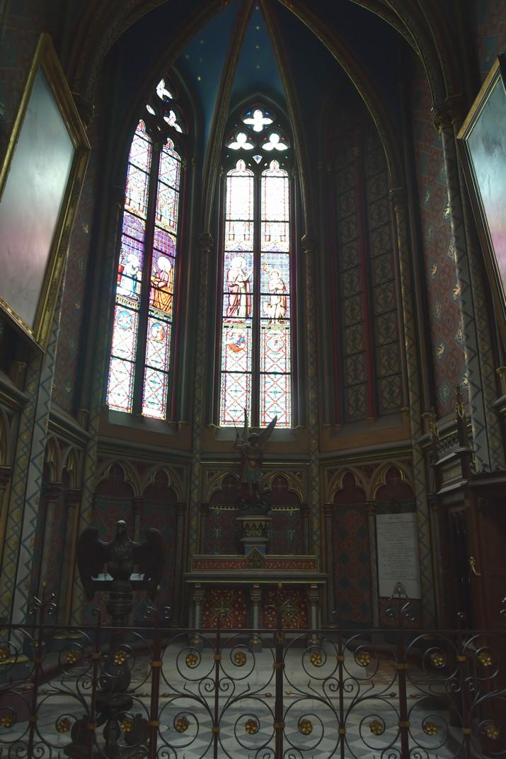 Capella de Sant Miquel de la Catedral d'Orleans