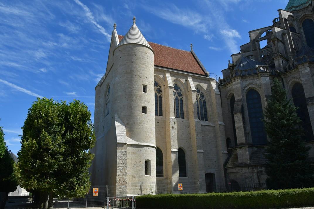 Capella de Sant Piat de la Catedral de Chartres