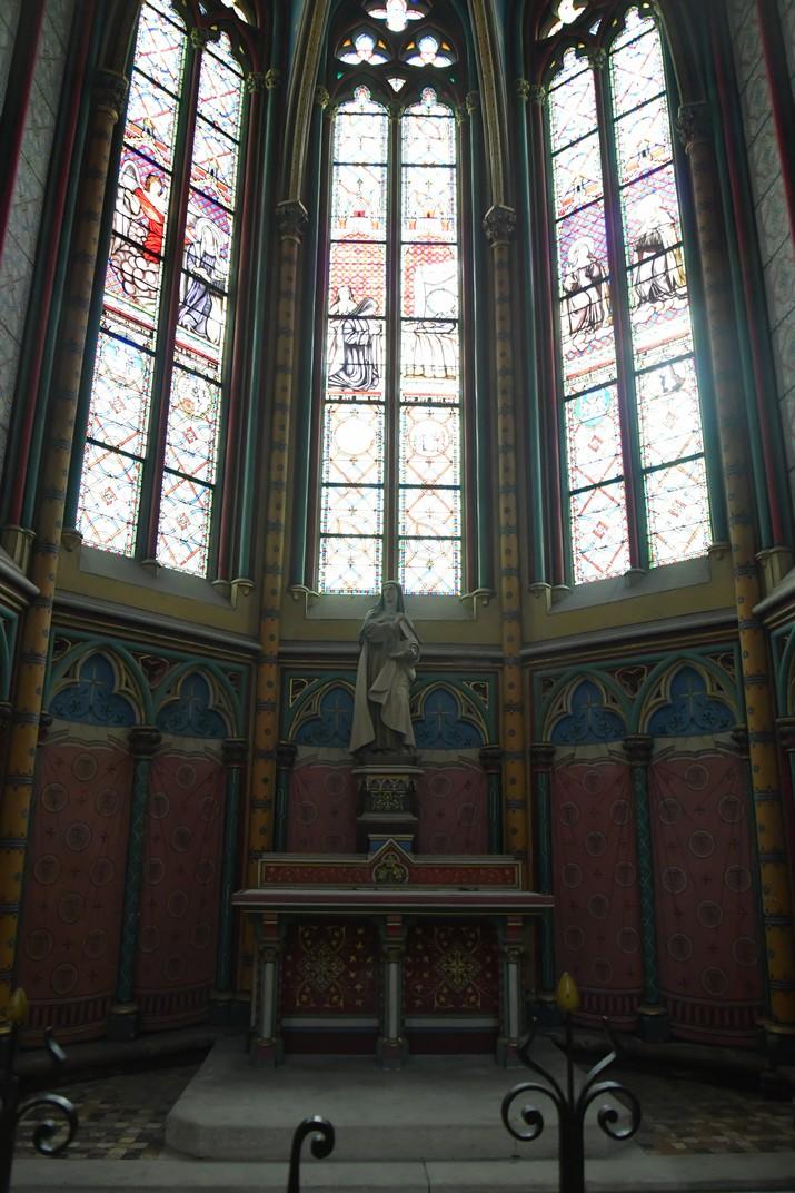 Capella de Santa Teresa d'Àvila de la Catedral d'Orleans