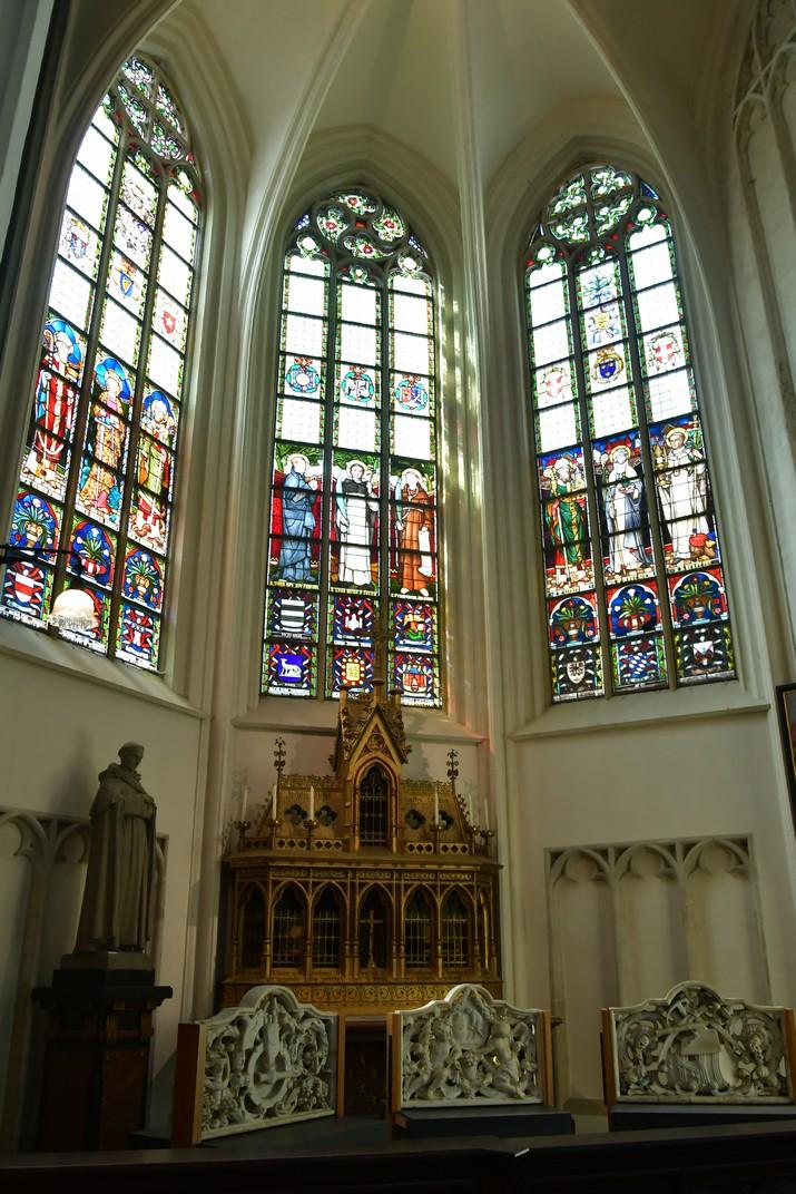 Capella del beat Louis Frarijn de la Catedral de Nostra Senyora d'Anvers