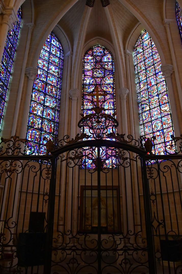 Capella del Sagrat Cor de la Catedral de Chartres