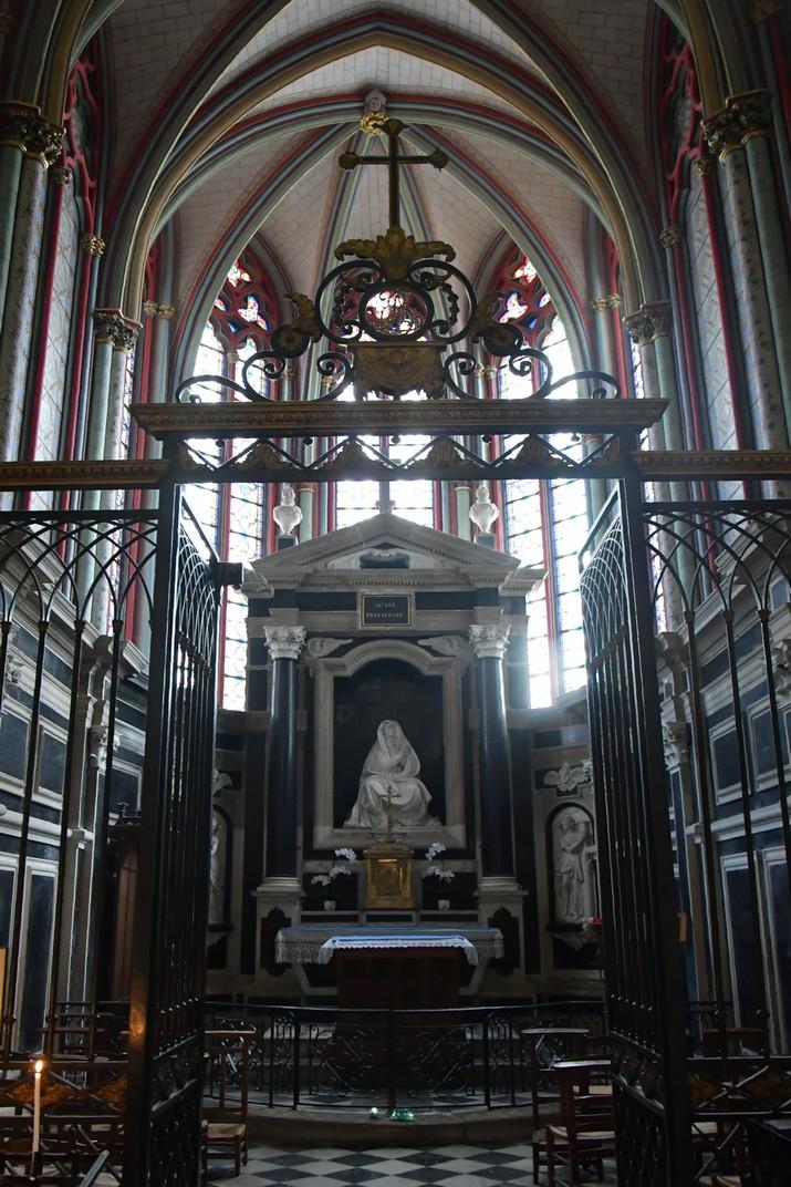 Capella del Sant Sagrament de la Catedral d'Orleans