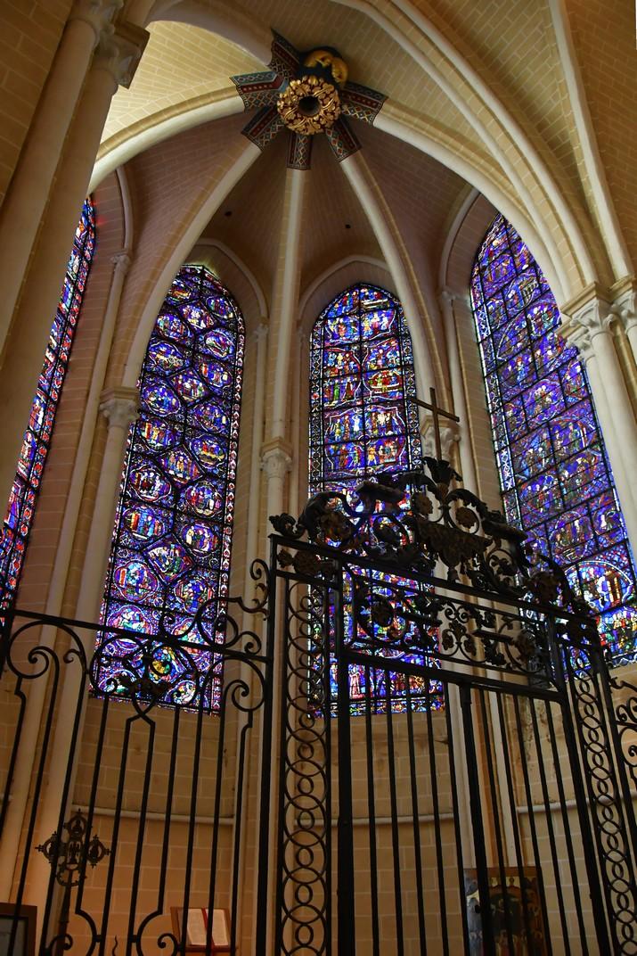 Capella dels confessors de la Catedral de Chartres