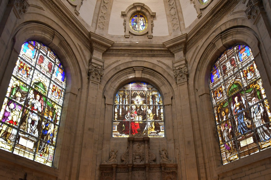 Capella Maes de la Catedral de Brussel·les