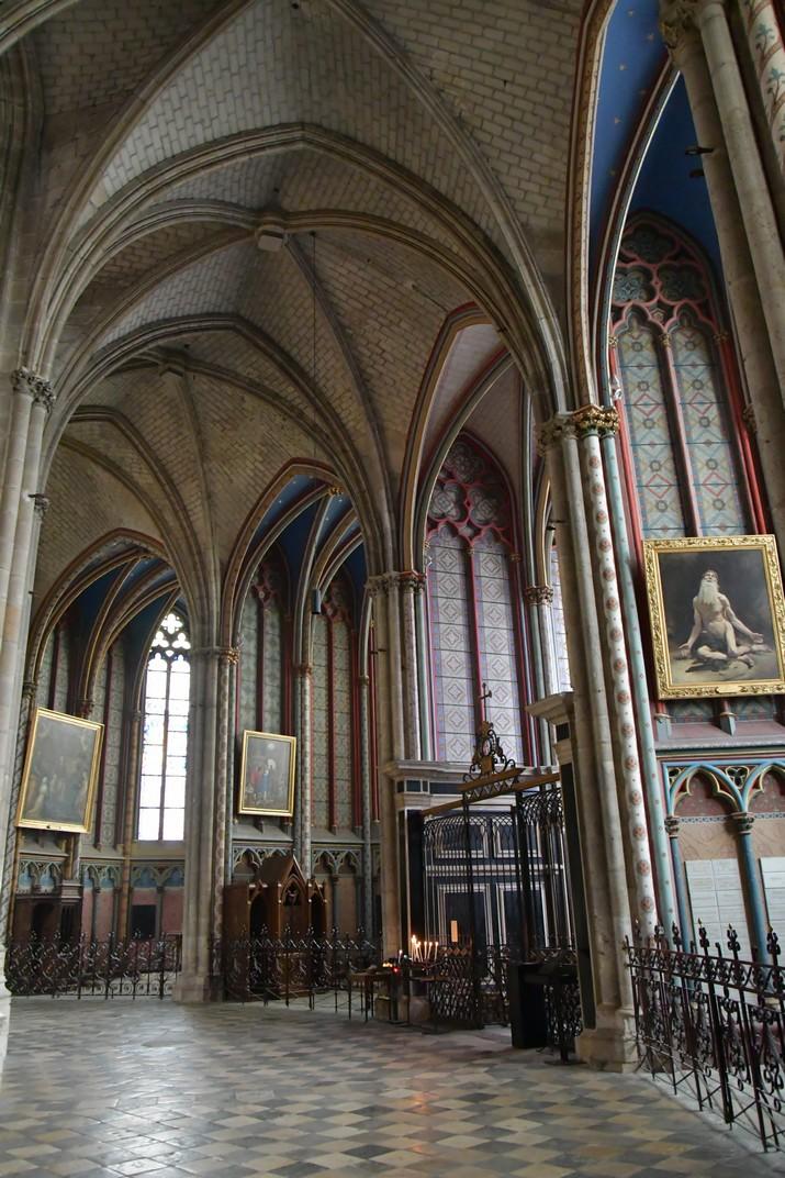 Capelles del Absis de la Catedral d'Orleans