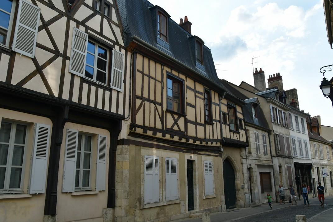 Carrer Bourbonnoux de Bourges