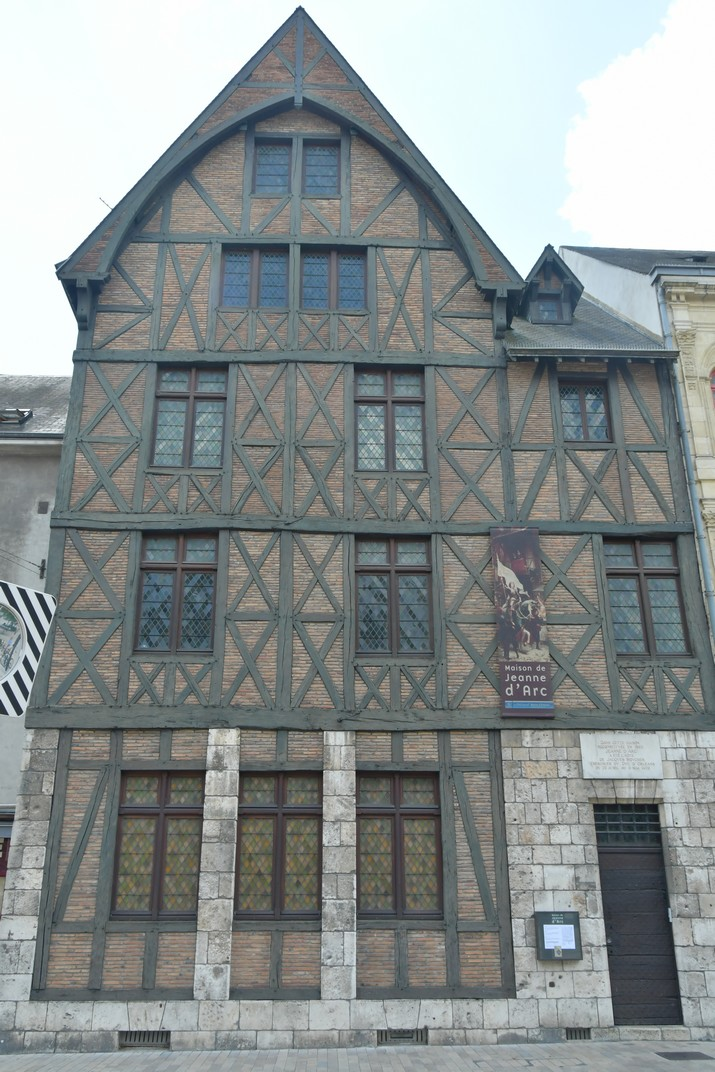 Casa de Joana d'Arc d'Orleans