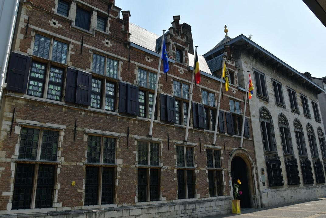 Casa de Rubens d'Anvers
